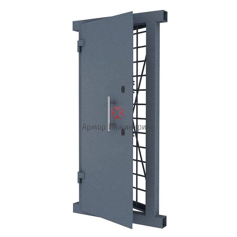 двери металлические пуленепробиваемые